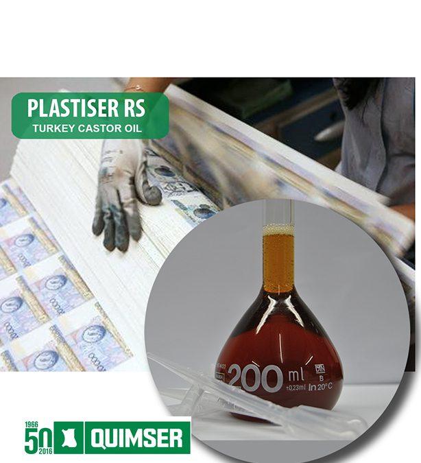 PLASTISER RS turkey castor oil