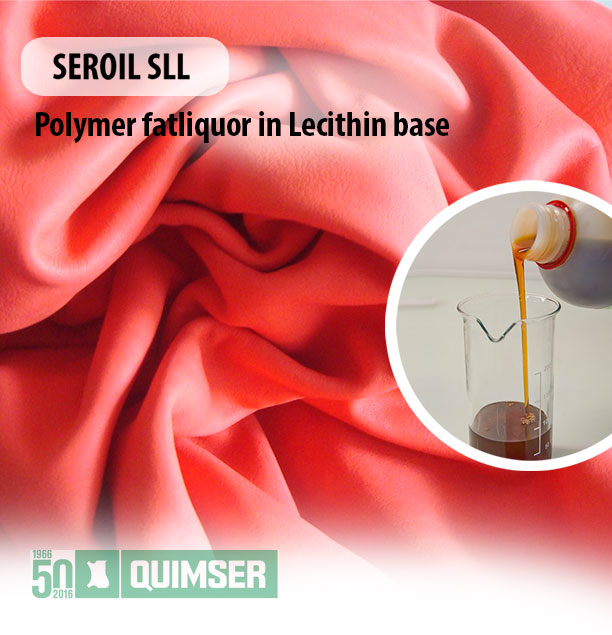 SEROIL SLL polymer fatliquor in Lecithin base