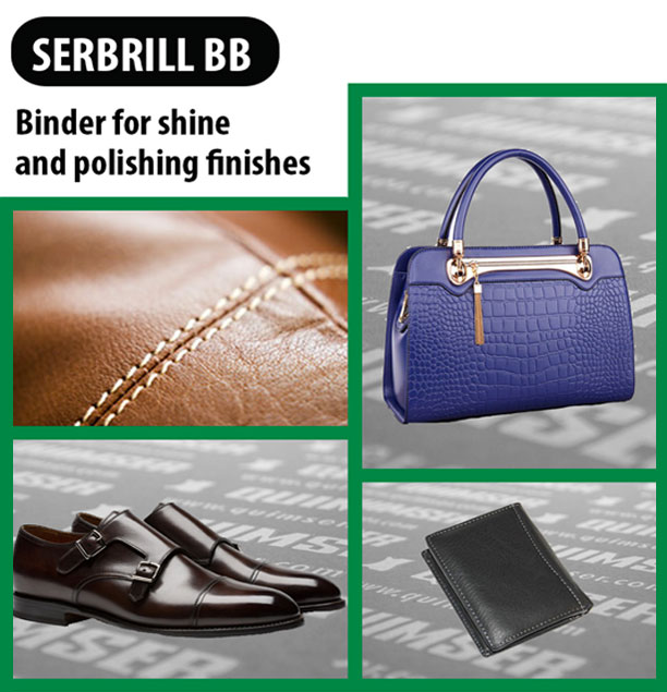 SERBRILL BB binder for shine  and polishing finishes