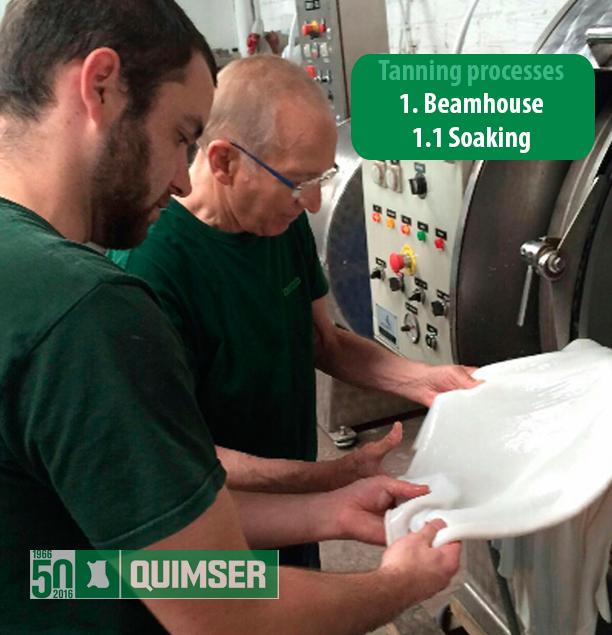 Beamhouse Process: Soaking