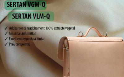 SERTAN VGM-Q i SERTAN VLM-Q per a la substitució de Mimosa comercial estàndard