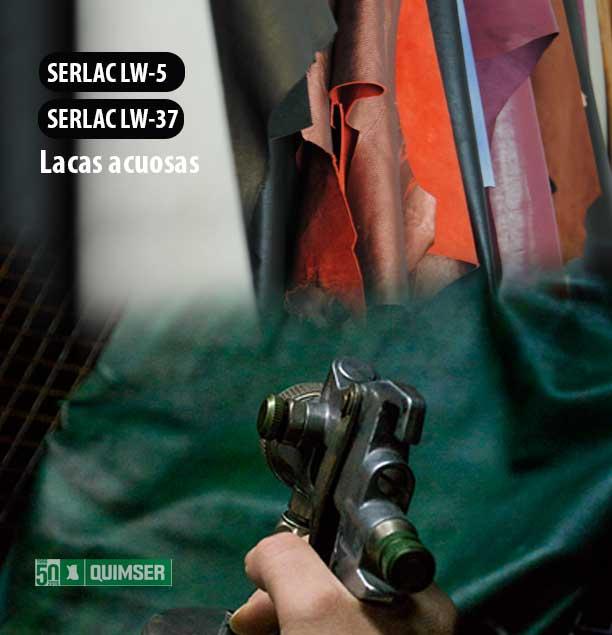 SERLAC LW-5 y SERLAC LW-37: LACAS ACUOSAS