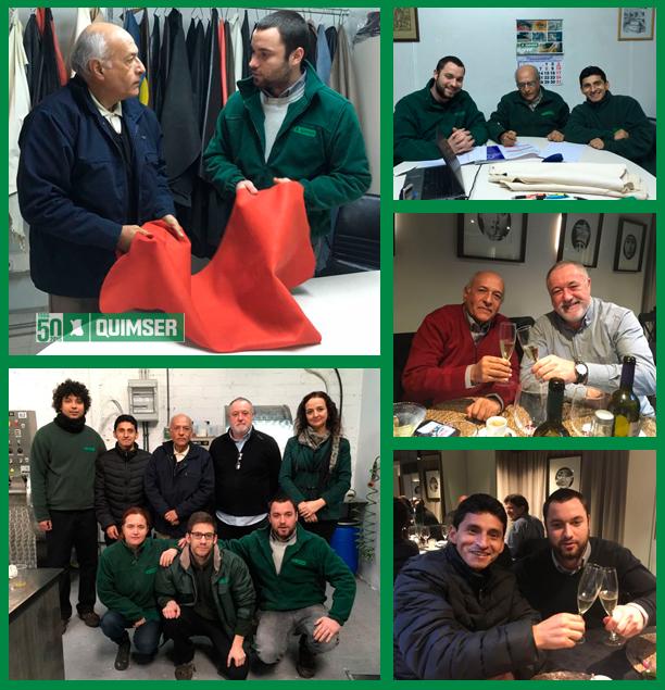 Visita de nuestros distribuidores en Perú