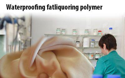SEROIL WPH: Waterproofing fatliquoring polymer