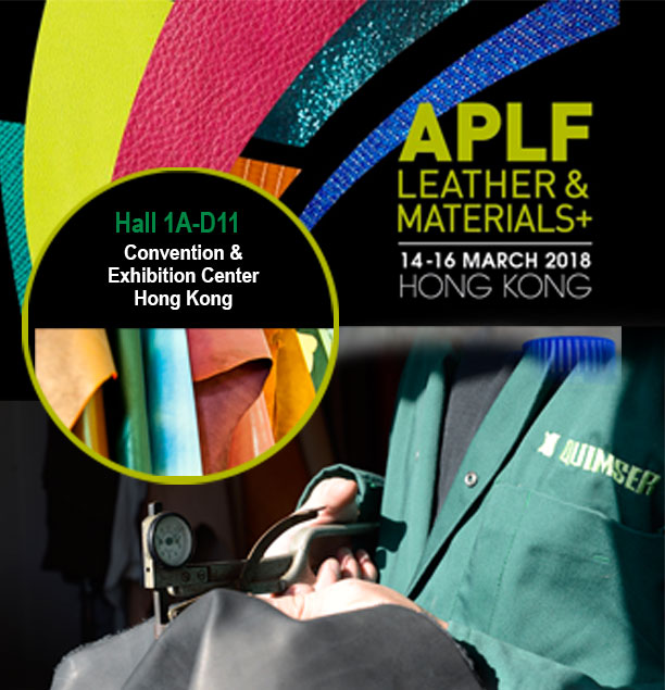 See you at APLF LEATHER & MATERIALS