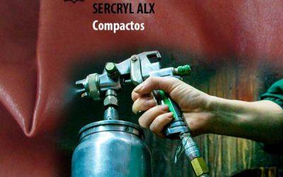 SERCRYL AFR, SERCRYL R-28 y SERCRYL ALX compactos para acabados
