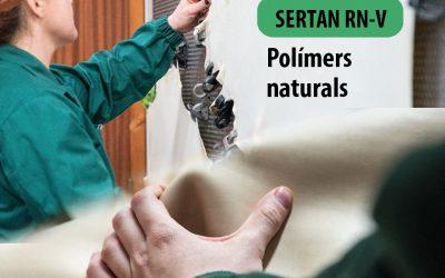 SERTAN RN-S & SERTAN RN-V polímers naturals