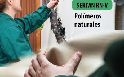 SERTAN RN-V & SERTAN RN-S son polímeros naturales