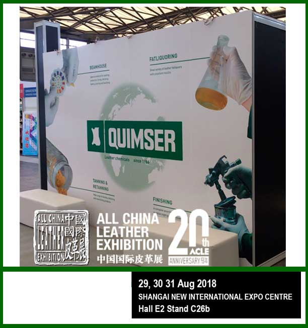 All China Leather 2018