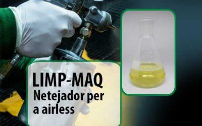 LIMP-MAQ netejador per a airless