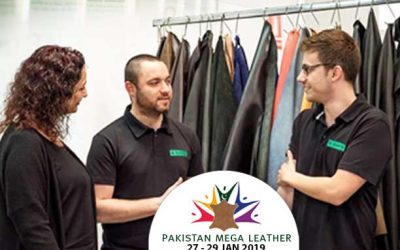 See you at Pakistan Mega Leather 2019