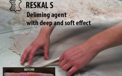 RESKAL S deliming agent with a deep and soft efect