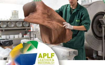 Us esperem a APLF LEATHER & MATERIALS 2019