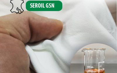 SEROIL GSN: touching fats for all kind of leathers