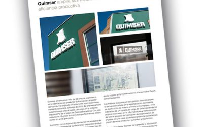 Spanish journal LederPiel publishes a report on our company