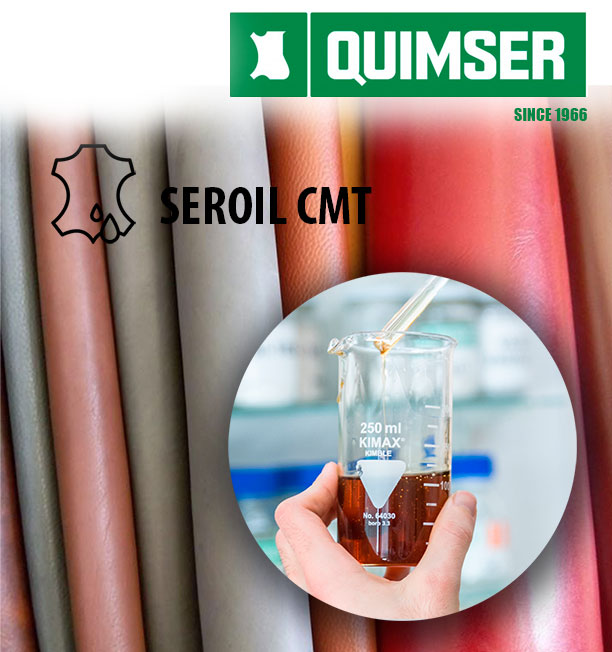 SEROIL CMT is a compact oil for multiple uses