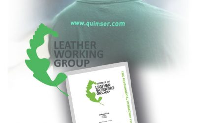 Estem orgullosos de formar part de Leather Working Group