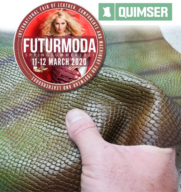 On March we will be at Futurmoda