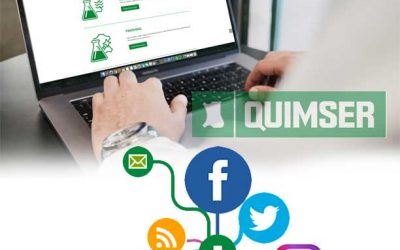 Discover the Formulas section on our website and get social with Quimser